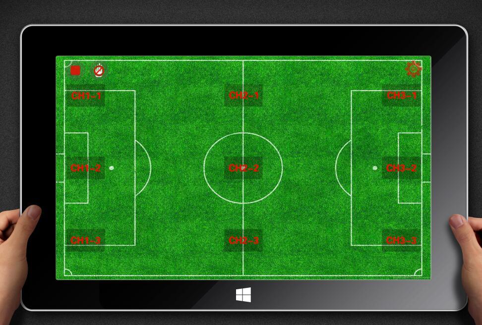 tingfox足球导播直播系统